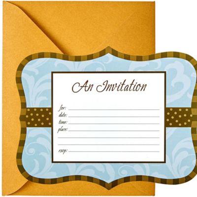 Lotsa Dots Invitation Value Pack 20ct