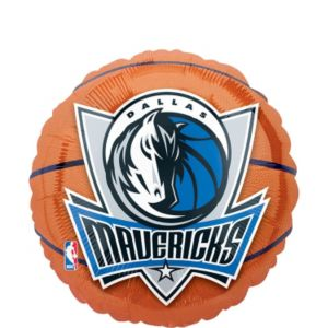 Dallas Mavericks Balloon - Basketball