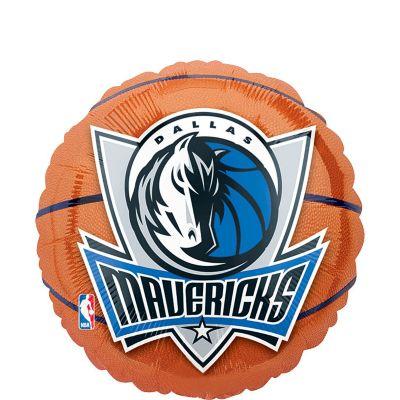 Dallas Mavericks Balloon - Basketball