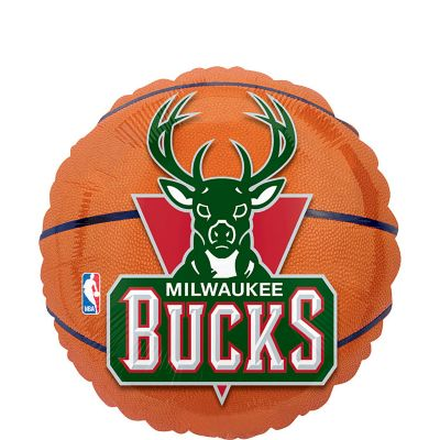 Milwaukee Bucks Balloon - Basketball