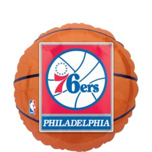 Philadelphia 76ers Balloon - Basketball