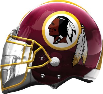 Washington Redskins Balloon - Helmet