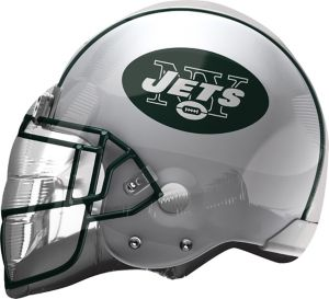 New York Jets Balloon - Helmet