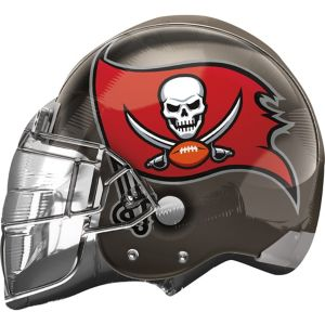 Tampa Bay Buccaneers Balloon - Helmet