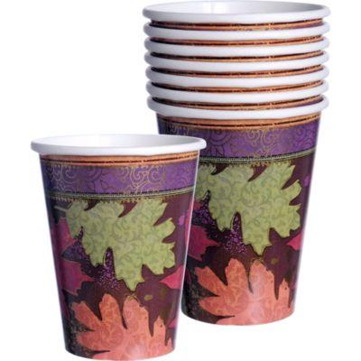 Fall Forward Cups 8ct