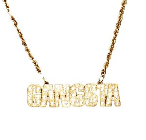 Gangsta Necklace