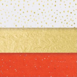 Metallic Tissue Paper 30ct