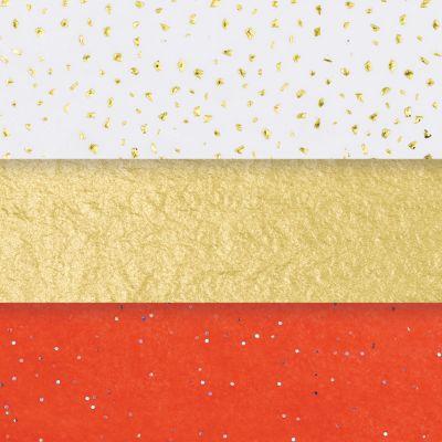 Metallic Tissue Paper 30ct