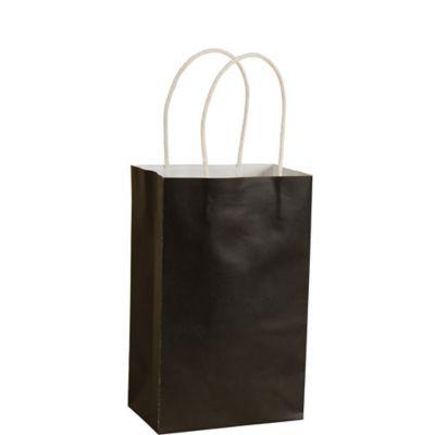 Black Kraft Bag