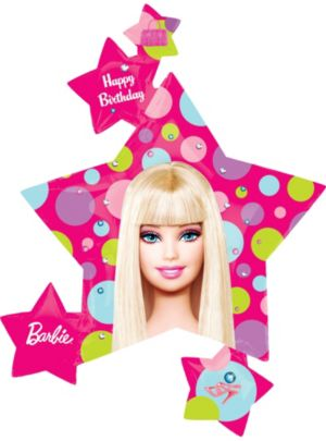 Barbie Balloon - Giant