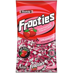Strawberry Frooties Chewy Candy 360ct