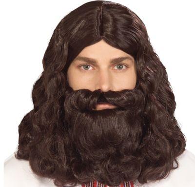 Biblical Wig & Beard