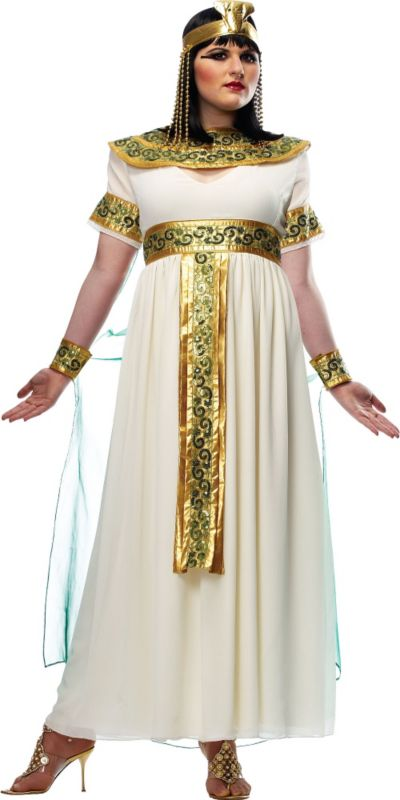 Adult Cleopatra Costume Plus Size