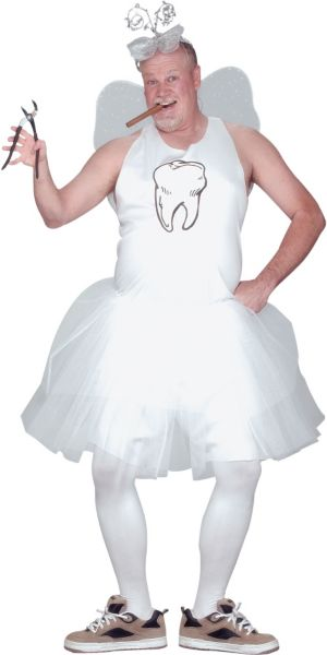 Adult Funny Tooth Fairy Costume