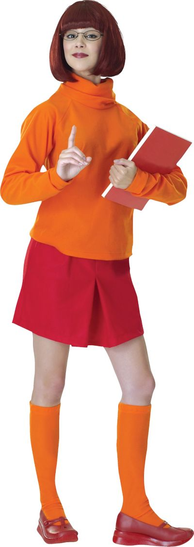 Adult Velma Costume - Scooby-Doo