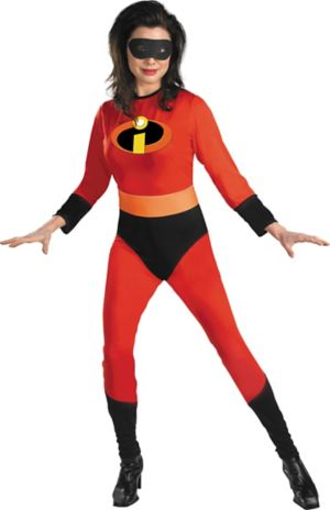 Adult Mrs. Incredible Costume - The Incredibles