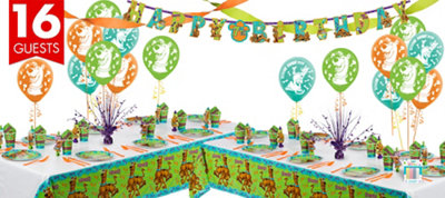 Scooby Doo Party Supplies Deluxe Kit