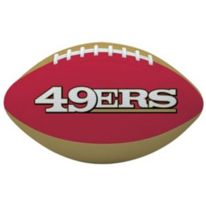 San Francisco 49ers Toy Football