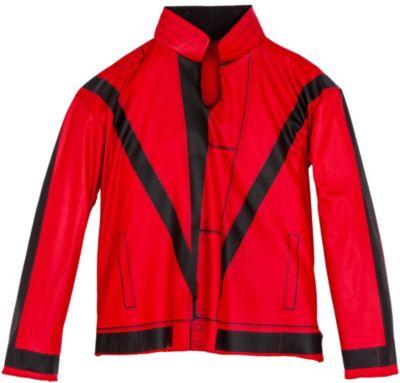 Adult Michael Jackson Red Thriller Jacket