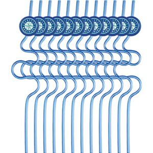 Seattle Mariners Krazy Straws 12ct