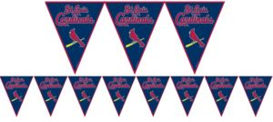 St. Louis Cardinals Pennant Banner