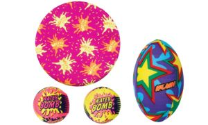 Splash Ball Combo Pack 4pc