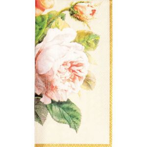 Fairy Rose Premium Guest Towels 16ct