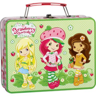 Strawberry Shortcake Tin Box