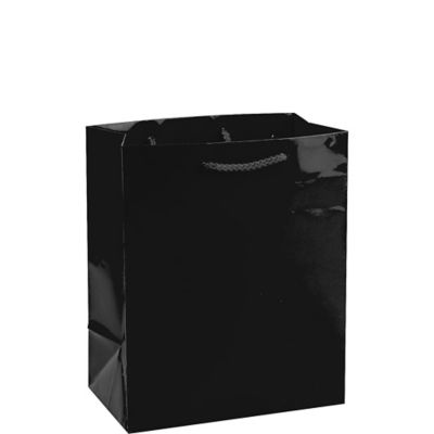 Black Gift Bag