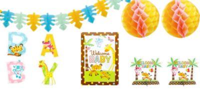 Fisher Price Baby Decoration Kit 10pc