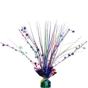 Multicolor Spray Centerpiece