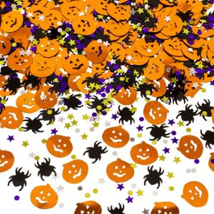 Halloween Confetti Mix