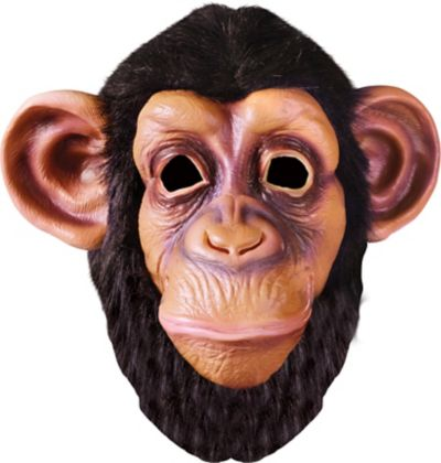 Comical Chimp Mask