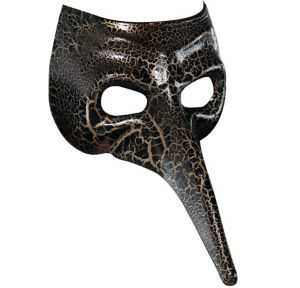 Venetian Long Nose Stalker Mask