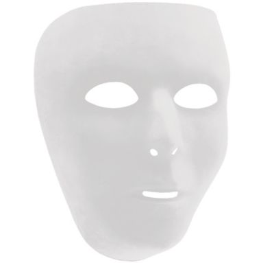 Basic White Mask