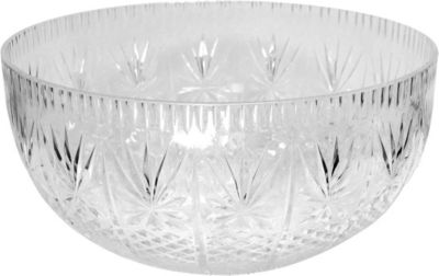 Crystal Punch Bowl