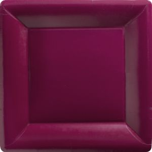 Berry Paper Square Dinner Plates 20ct