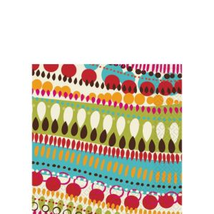 In Style Beverage Napkins 16ct