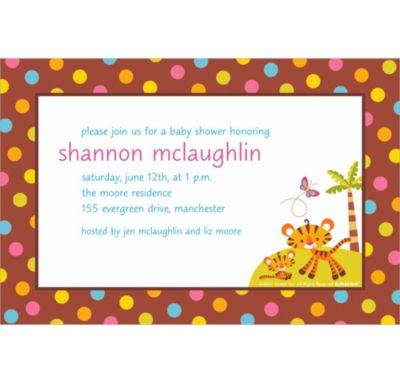 custom fisher price baby shower invitations party city