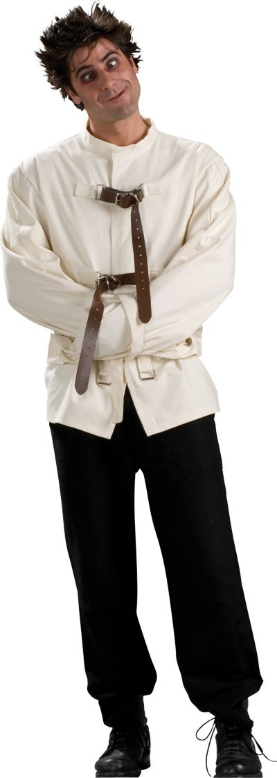 Adult Straight Jacket Costume