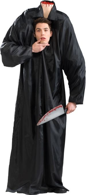 Adult Headless Man Costume