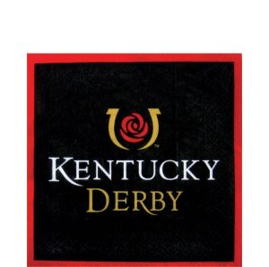 Kentucky Derby Lunch Napkins 24ct