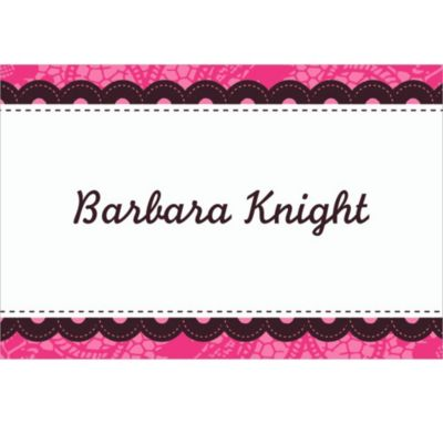 Bachelorette Party Custom Thank You Note