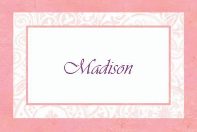 Custom Pink Radiant Cross Religious Thank You Notes