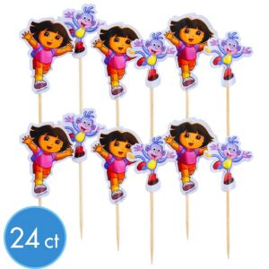 Dora Fun Picks 24ct