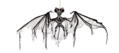 Hanging Rotten Bat