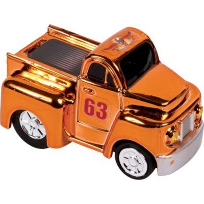 Pull Back Splatter Mini Pickup Truck