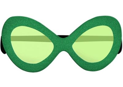 St. Patrick's Day Diva Sunglasses