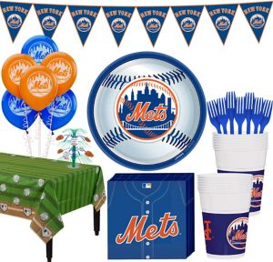 New York Mets Super Party Kit