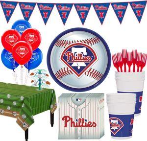 Philadelphia Phillies Super Party Kit